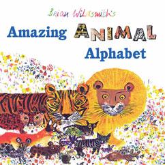 Cover for BW Amazing Animal Alphabet