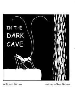 Cover for In the Dark Cave
