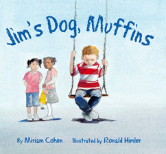 Cover for Jim's Dog, Muffins