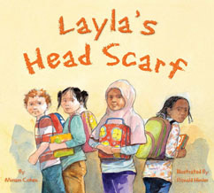 Cover for Layla's Head Scarf