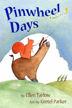 Cover for Pinwheel Days