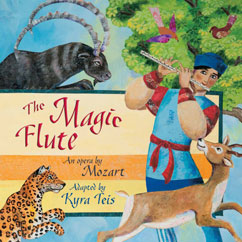 Cover for The Magic Flute