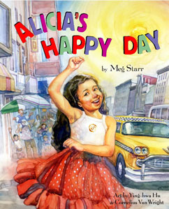 Cover for Alicia's Happy Day