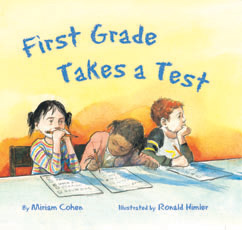 Cover for First Grade Takes a Test