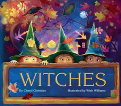 Cover for Witches