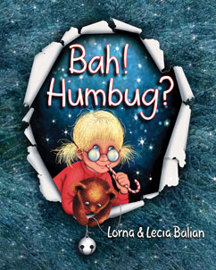 Cover for Bah! Humbug?