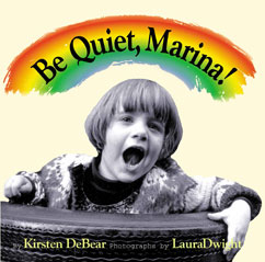 Cover for Be Quiet, Marina!