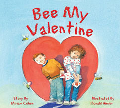 Cover for Bee My Valentine