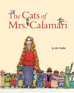 Cover for The Cats of Mrs. Calamari