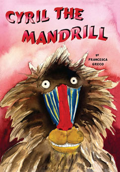 Cover for Cyril the Mandrill