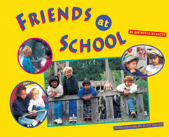 Cover for Friends at School