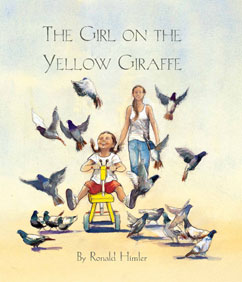 Cover for The Girl on the Yellow Giraffe