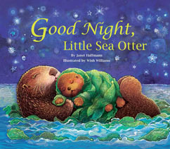 Cover for Good Night, Little Sea Otter