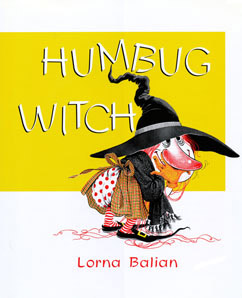 Cover for Humbug Witch