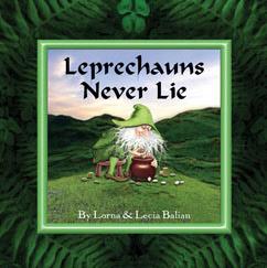 Cover for Leprechauns Never Lie