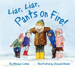 Cover for Liar, Liar, Pants on Fire