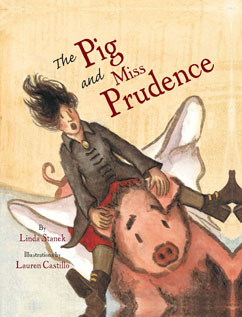 Cover for The Pig and Miss Prudence