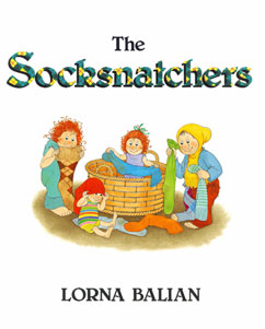 Cover for The Socksnatchers