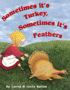 Cover for Sometimes it's Turkey
