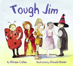 Cover for Tough Jim