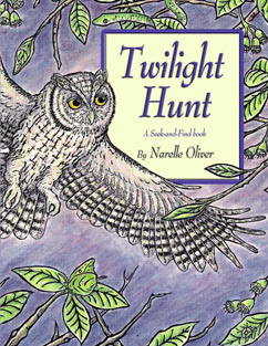 Cover for Twilight Hunt