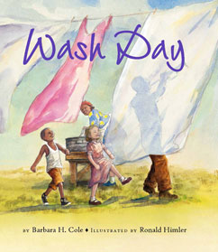 Cover for Wash Day