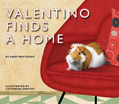 Cover for Valentino Finds A Home