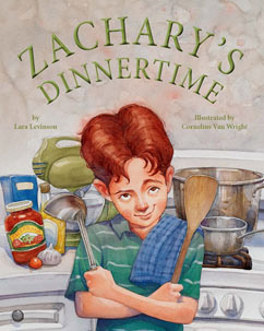 Cover for Zachary's Dinnertime