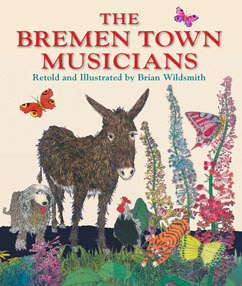 Cover for The Bremen Town Musicians