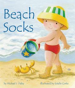 Cover for Beach Socks