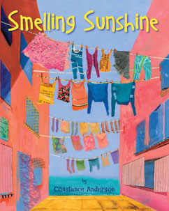 Cover for Smelling Sunshine