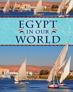 Cover for Egypt in Our World