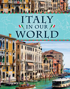 Cover for Italy in Our World