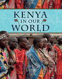 Cover for Kenya in Our World