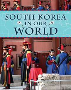 Cover for South Korea in Our World