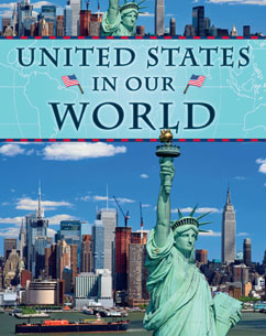 Cover for United States in Our World