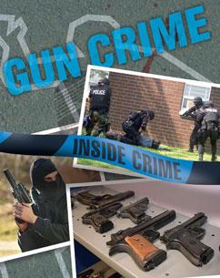 Cover for Gun Crime