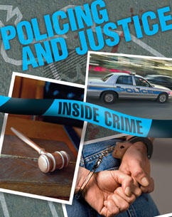 Cover for Policing and Justice