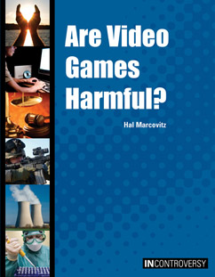 Cover for Are Video Games Harmful?