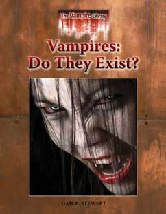 Cover for Vampires: Do They Exist?