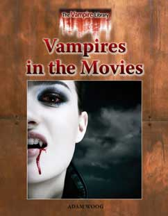 Cover for Vampires in the Movies
