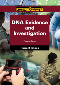 Cover for DNA Evidence and Investigation