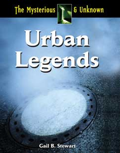 Cover for Urban Legends