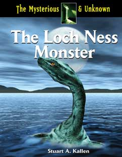 Cover for The Loch Ness Monster