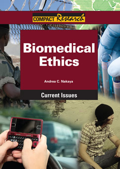 Cover for Biomedical Ethics