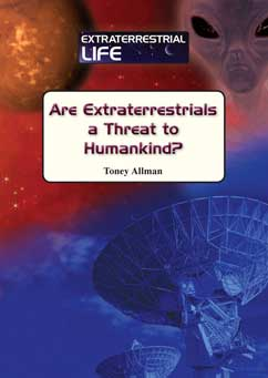 Cover for Are Extraterrestrials a Threat to Humankind?