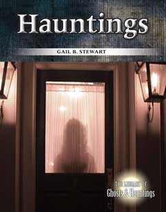 Cover for Hauntings