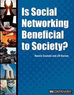 Cover for Is Social Networking Beneficial to Society?