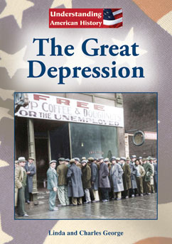 Cover for The Great Depression