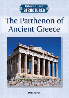 Cover for The Parthenon of Ancient Greece